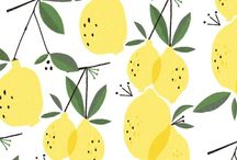 Lemon patterns