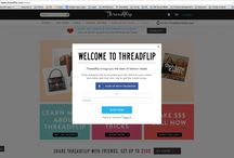 Around the Web –First Impressions / What you first see when you go to a site