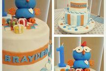 Bryden's birthday !!!
