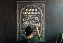 Chalkboard/Typography