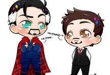 Stark Strange