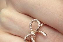 Jewelry / by Elise Caroompas