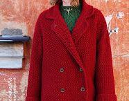 Кардиганчики и пальто