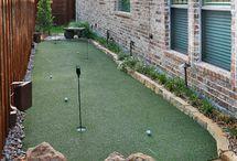 side/back yard ideas