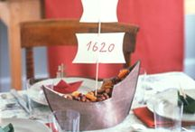 Thanksgiving Decor and Ideas / by Robyn Johnston Tedesco