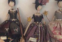 Witch doll -czarownice