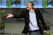 Charlie Hunnam / by Lacy Coker