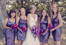 Purple wedding / by Traciee' Williams