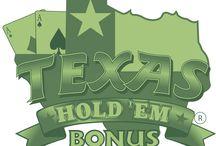 Texas Hold'em Bonus Poker Gold / Il casinò italiano Voglia di Vincere offre, tra i propri giochi da tavolo, il poker Texas Hold'em Bonus, parte della serie Gold di Microgaming: un gioco di poker entusiasmante per chi ama battersi solo contro il banco e apprezza, allo stesso tempo, un'interessante puntata esterna che consente di ottenere un bonus.