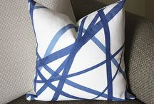 Pillow and Fabric love