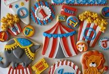 Circus Candy Bar