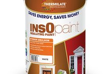 Genuine Insulating Paint / Planing on repainting? Why not go for paint that will not only or years to come but will also help with the home insulation.