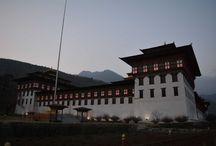 Thimphu, Bhutan / http://krishnandusarkar.com/capital-of-bhutan-thimphu-in-around/