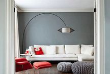 Living Rooms / Ideas and Colors we love for your living room