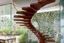 Floating / Floating stairs