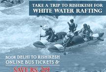 Delhi To Rishikesh Online Bus Tickets