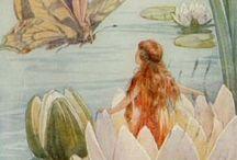 Fairytale & Art Illustrations/Paintings