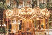 Carousels Shabby dreams
