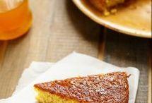 gâteau orange