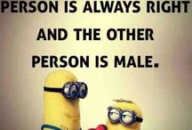 Minions Rules