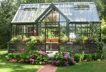 greenhouses, gardening etc