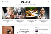 Best WordPress Magazine Themes / Find the best WordPress magazine theme for your blog or website. Check out these 100+ WordPress themes.