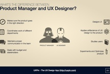 User Experience Design / Random and insightful UX design experiences and challenges