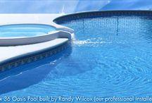 Pool Time! / by Rhonda Vanderbeek
