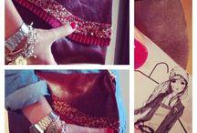 My fashion bags / Borse in pelle realizzate a mano per info fashionbag79@gmail.com