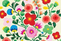 earth laughs in FLOWERS / floral, flowers, fresh, fake, fantasmagorical / by Emilie Galemore