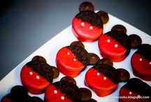 Mickey Mouse Party / by Gina Rahmel