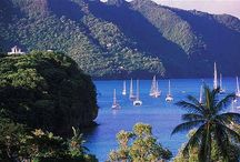 BEQUIA / by Sue Russell