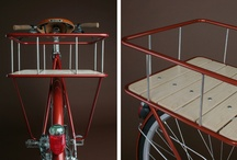 Red bicycle / by Jennifer Sachs