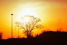 kasi sunset