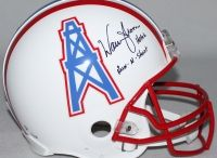 Warren Moon  Sports Memorabilia