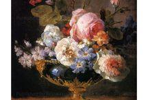 fleurs dans un vase  floa dos an vaza