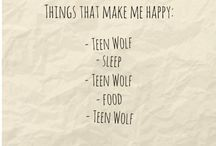 Funny Teen Wolf