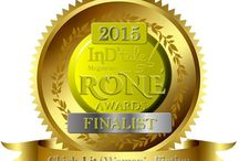 2015 RONE Award Winners / Spotlighting the very best and rewarding excellence in the 2014 Indie and Small Publishing Industry