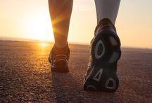 Lifestyle Catalog Images / Running photography, sunrise running / by Shawna Fowler