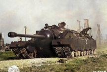 WW2 - T-28 SUPER HEAVY TANK