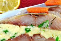 блюда из рыбки