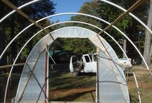 how to make a poly tunnel