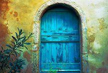 Doors / by Jane Schofield