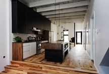 Kitchen Design / by Sunni Glidewell