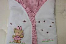 Sacos de dormir para bebês