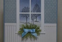 Cards-Windows / by Debbie Peters