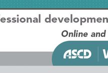 Free Online PD / Board lists various venues for Free online Educator Professional Development Opportunities