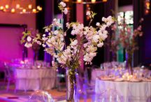Floral & Decor / A couple's wedding theme comes through in decor and floral arrangements and sets the tone of the wedding // wedding flowers, floral arrangements, wedding decor, Boston wedding decor, Boston wedding flowers, Boston florists