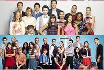 Glee / by Elizabeth Guerrero Coronel