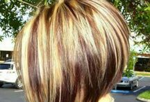short bob with stacked back